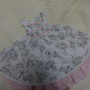 12 to 18-month dress